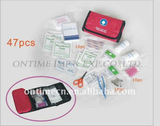 47pcs first aid kit,safety first aid kit