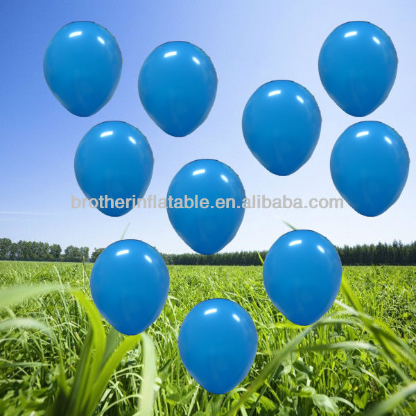 Colorful Rubber Latex Free Water Balloons