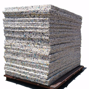 Dry, Clean And New Polyurethane Scrap Foam of rebond foam