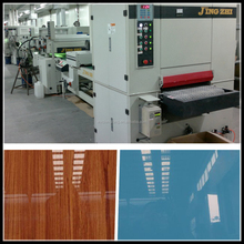 Automatic uv spray painting line / Automatic wood door painting machine uv