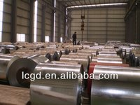 gi coated steel sheet,Grade CGCC/PPGI steel coils(used to make color roofing sheet)/Building materal