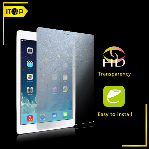 Diamond screen protector shield film for IPad air