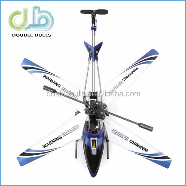 3CH Metal Frame Mini RC Helicopter with Gyro , Remote helicopter memento gifts