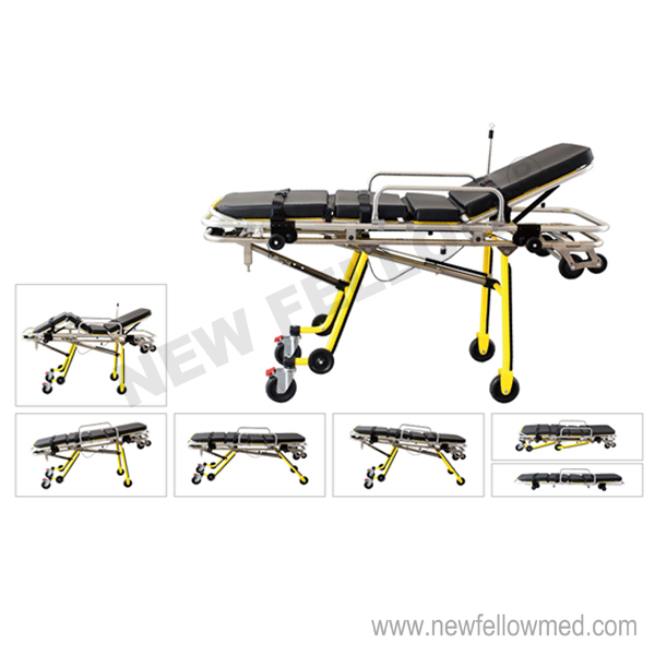 NF-A9 Medical Supply Of Ambulance Stretcher