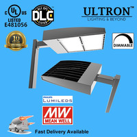 LED Area Light LED Shoebox 300w UL DLC led shoebox light 150LM/W with 10 years warranty