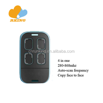 multi-frequency remote control duplicator 280mhz-868mhz RK-CRC-KIV33