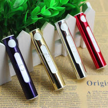 Greia christmas gift long time use lighter usb rechargeable