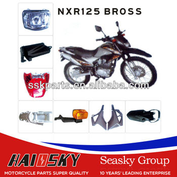 HAISSKY NXR names of motorcycle parts accessories china