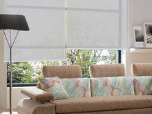 New design manual roman roller blinds shades for windows,hot sale waterproof roller blind