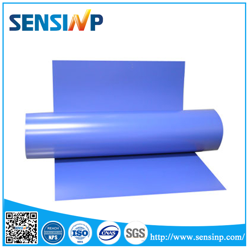 Violet Photopolymer CTP plate printing thermal