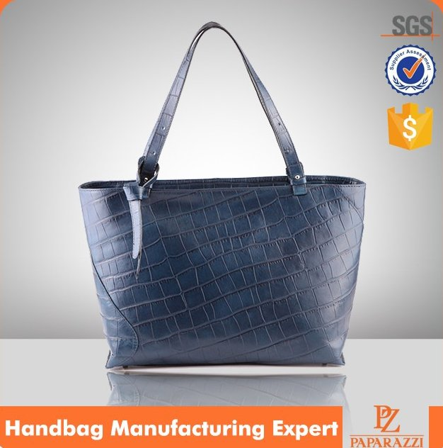 5600- 2016 New design famous brand handbags ladies navy real leather beach tote bag alibaba leather bag top sale