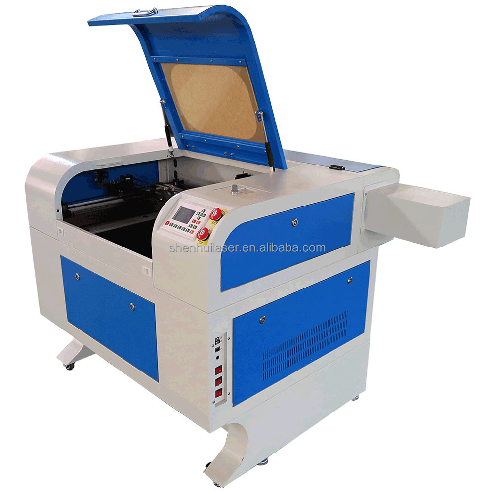The Best Laser Machine SH-G460 Engraving and Cutting Applications from China