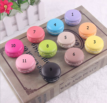 YIPAI 4cm Fake /Artificial Macaron Cakes for Display