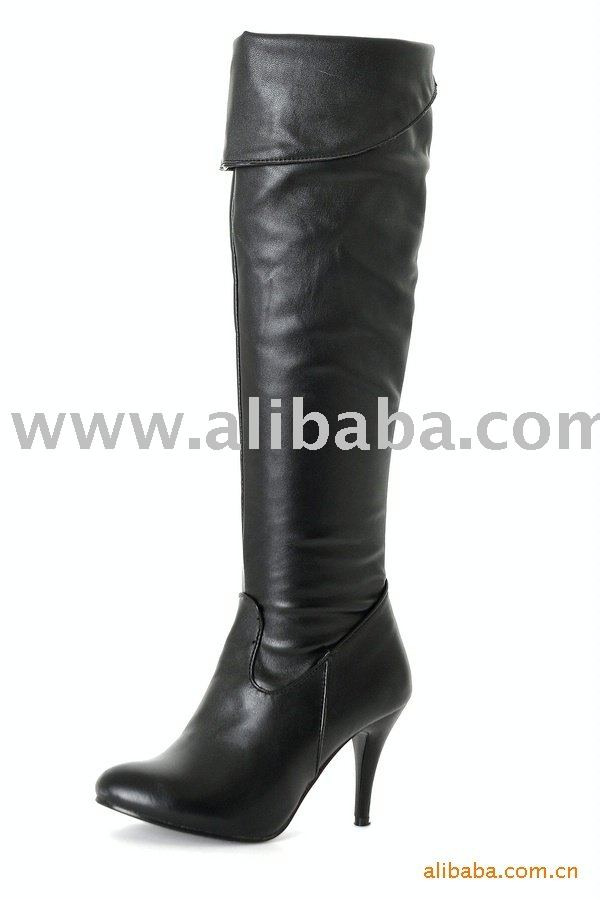 2010 New Fashion High Heel Boots