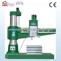 China manual for radial arm drilling machine tool Z3063X20A