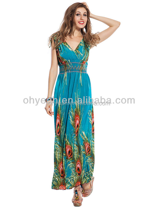 Exotic new design sleeveless pastel chevron maxi dress long dresses sexy summer wholesale plus size maxi dress