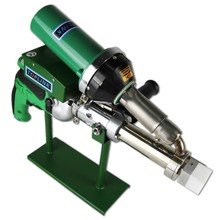 With German drill hand extrusion gun hand held plastic extruder extrusion welder