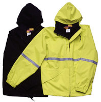 Waterproof and Breathable Rain Jacket RJ01