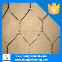13mm 16mm 19mm Hexagonal Chicken Wire Mesh For Mass Production