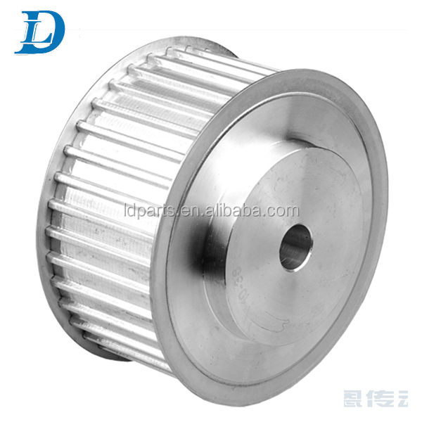Aluminium Material Timing Type MXL XL L Timing Pulley