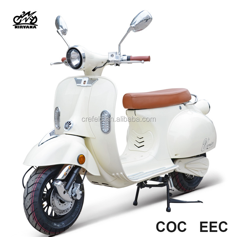 Chinese Adult Vespa S2 electric motorcycle citycoco 72V motorbike 1200w Alibaba Made in China