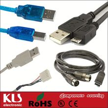 Good quality keychain usb cable for iphone 5 lightning UL CE ROHS 561 KLS