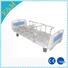Parts for 3 function electric adjustable hospital bed