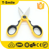 "5"" Stainless Steel Electrical Shears with Wire Cutting Notch"
