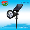 Led Outdoor Garden Path Wall Light Solar Led Lamp