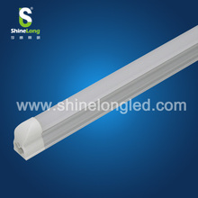 aluminum housing tube led t5 integrated recessed ceiling light fixture