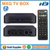Top Selling Quad Core Full HD 1080P MXQ TV Box Amlogic S805 Google Android 4.4 Internet TV Box