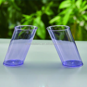 90 ml Hot and high quality oblique cylinder plastic cake bottle molds cake bottle