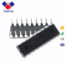 Electronic component Shenzhen Embedded - FLASH Microcontrollers IC PIC16F628A-I/P PIC16F628A
