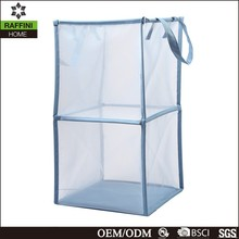 Nylon Net Laundry Hamper