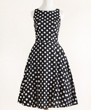 Wholesale pinup clothing 50's dresses retro vintage style rockabilly swing dance dress for women