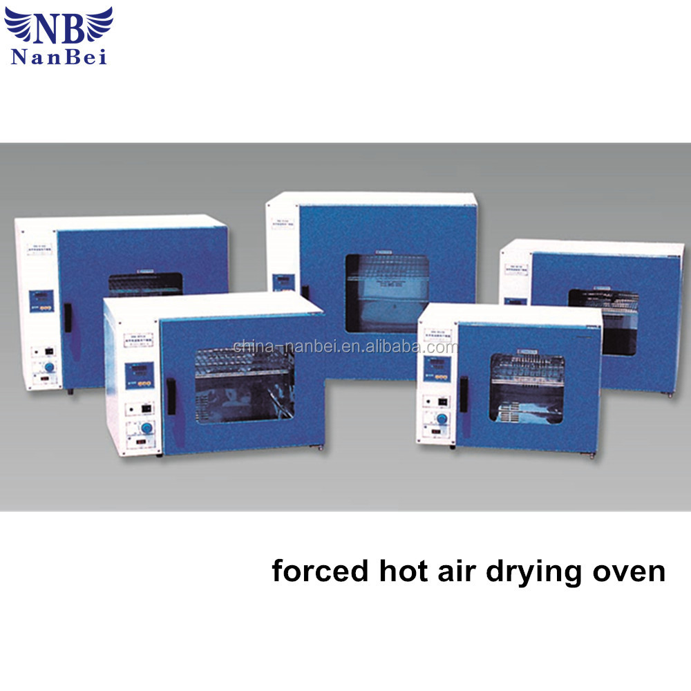 High temperature heating hot air circulating drying oven