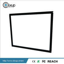 OEM supported usb ir touch screen glass panel kit frame