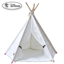 Pet Teepee Sleeping Tent
