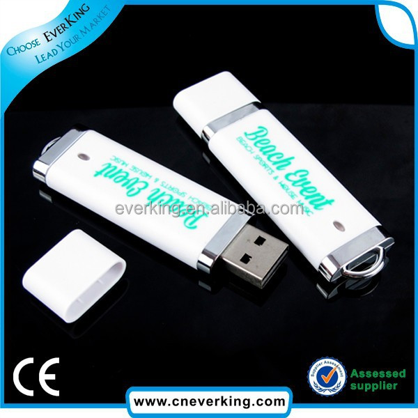 Custom USB2.0 pen drives 16GB Plastic USB flash drives
