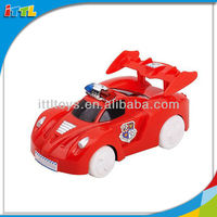 A344327 Led Lights Paddle Wheel Toy Car Electric Police Car