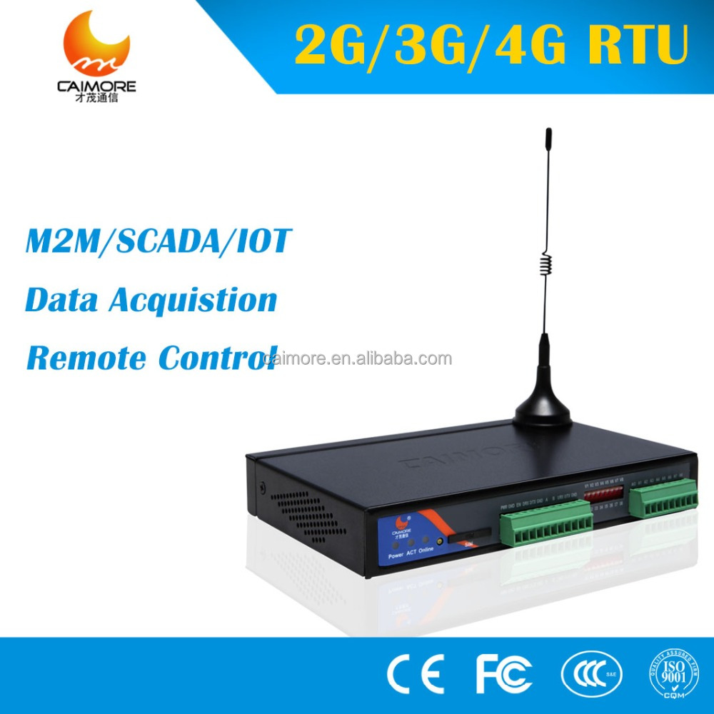 CM550-51G GSM Modem RTU for telemetry and data process