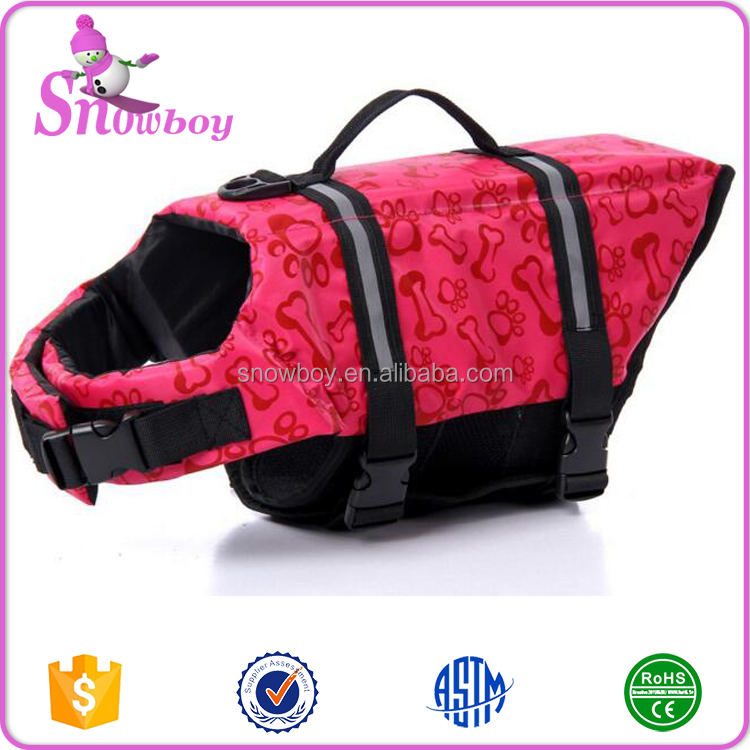 Manufacturers Wholesale Water Survival Surfing Sports Pet Dog Life Jackets Outdoor Dog Waterproof Clothes