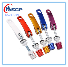 Hot sell quick release bicycle clamp rod quick release bicycle seat pipe clamp.rod