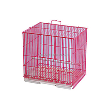 Foldable metal wire bird cages, bird breeding house, parrot cage BQ04