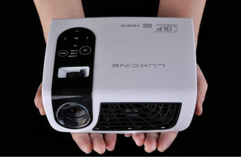 15% off Promotion!!! C5 Mini 3D Projector for iPhone 4/ 4S / 3GS / DVD Players / Game Consoles