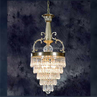2015 egyptian crystal chandelier light with brass