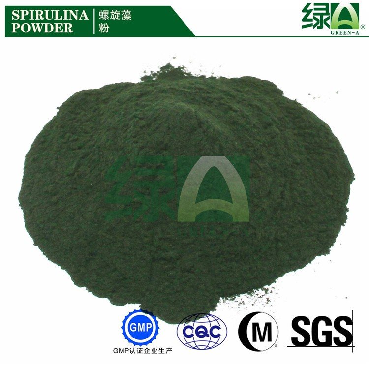 phycocyanin spirulina blue color
