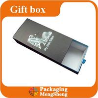 wholesale drawer cardboard chocolate box with paper divider