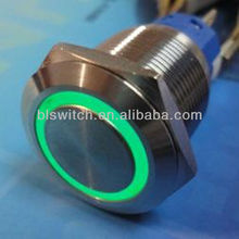 waterproof pushbutton switch with plastic material of IP68
