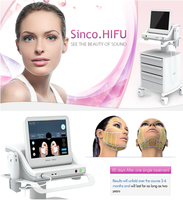 Good price New design wrinkle removal anti-aging face lift/hifu